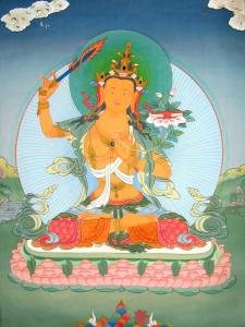 Манджушри