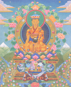Будда Тонпа Шепраб