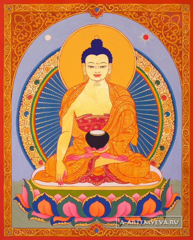 Shakyamuni АА 800
